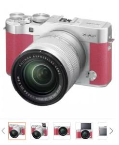 fujifilm-x-a3-mirrorless-16-50mm-lens-pink