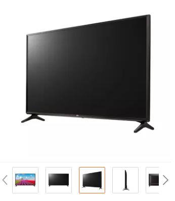 "LG Full HD Smart TV 49"" รุ่น 49LJ550T"