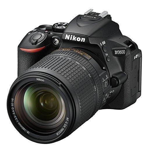 Nikon กล้อง รุ่น D5600 AF-s DX 18-140mm. f/3.5-5.6G ED VR