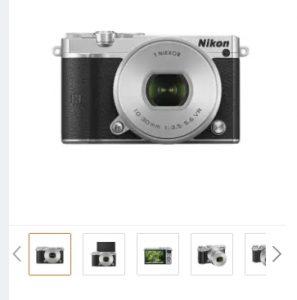 Nikon J5 lens 10-30mm. + Micro SD 8GB class 10 (ประกันศูนย์)